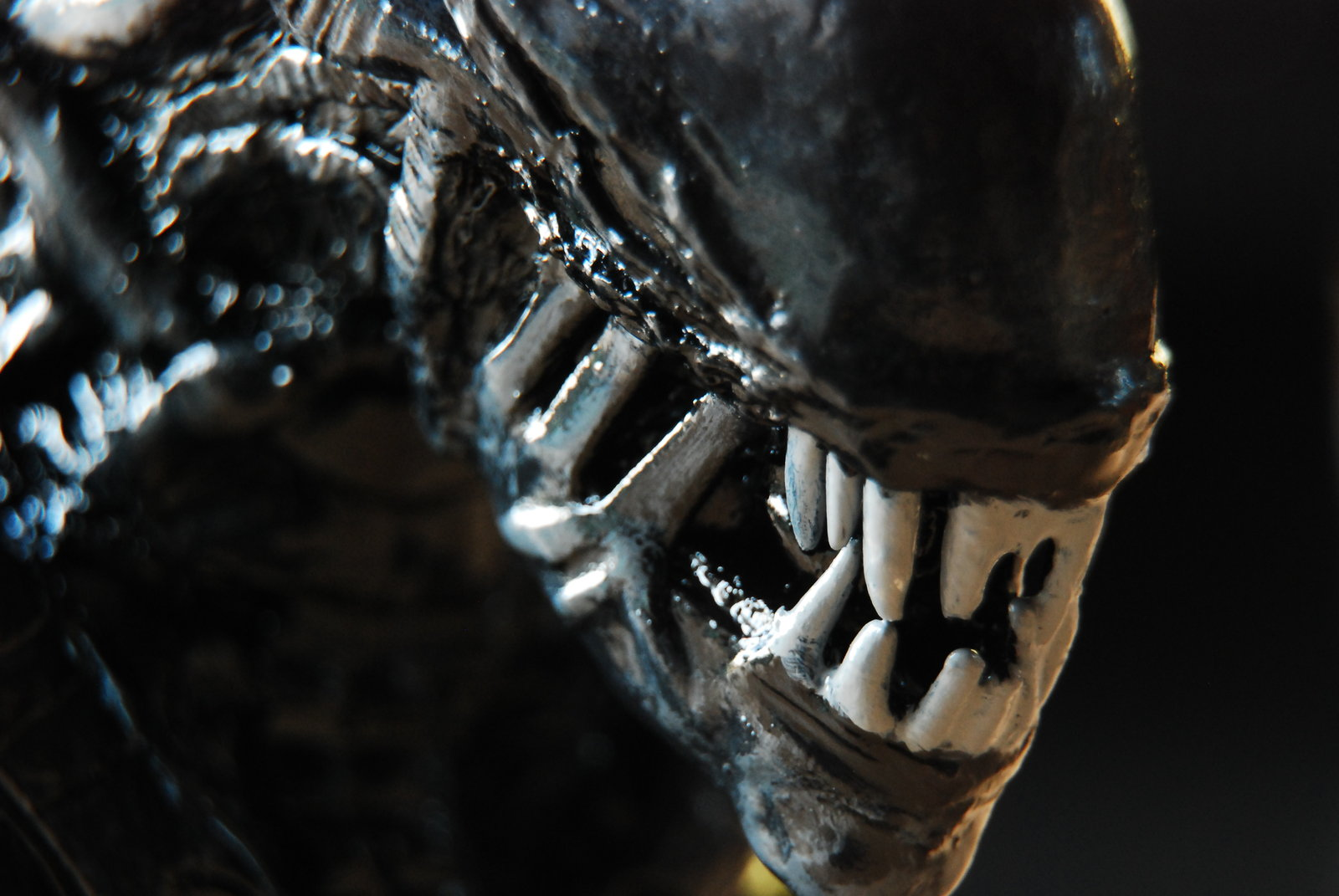 Alien Sculpting
