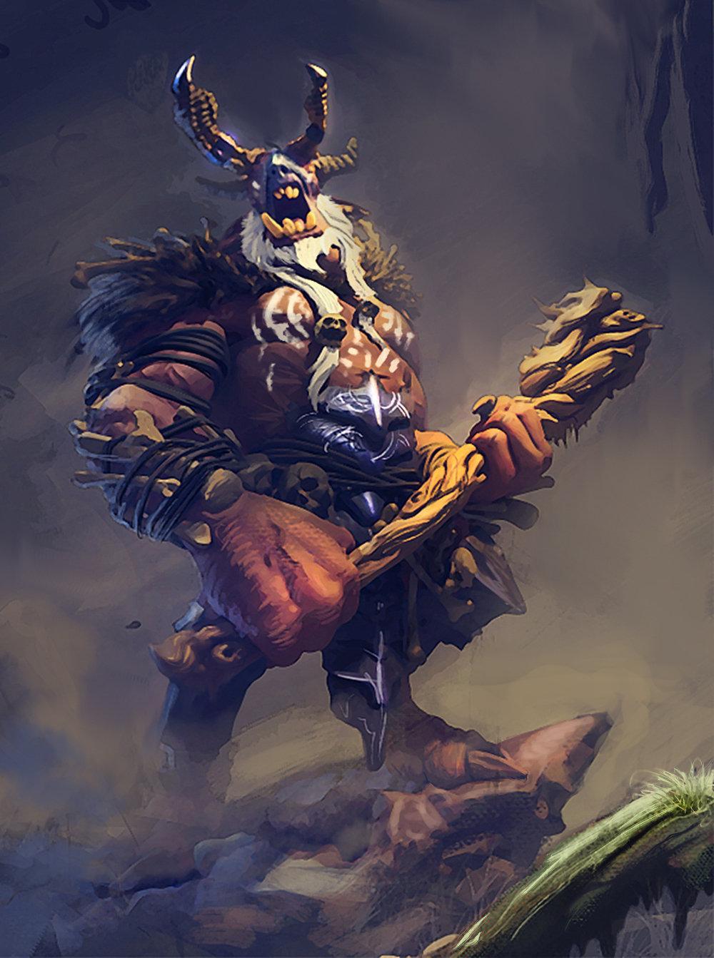 Caio cesar monstro