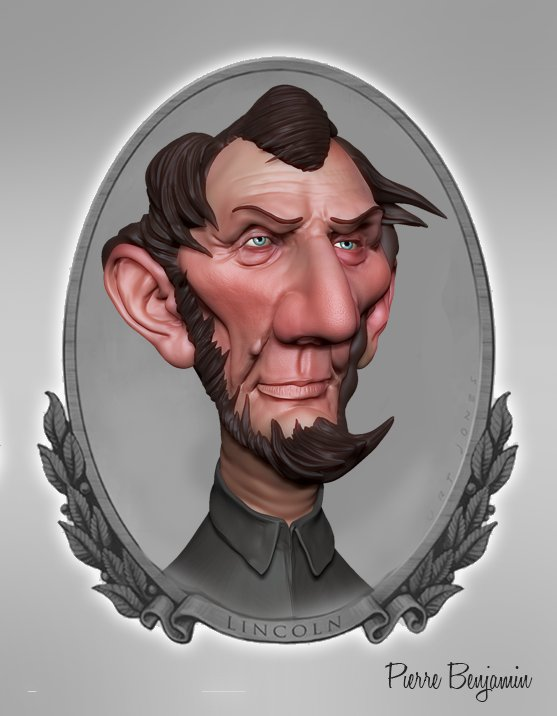Zbrush speed culpt  (Based on a 2D concept from Court Jones)