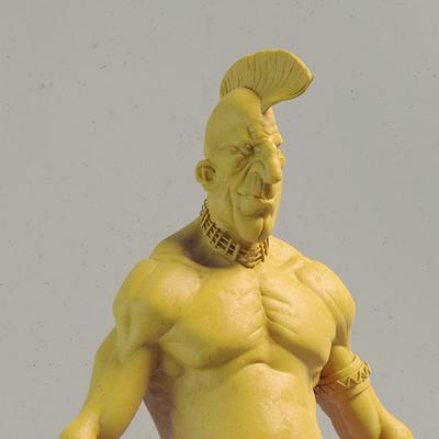 Todor kolev mohawk chief by flioink d58i002