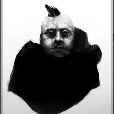 Levi gilbert noir01