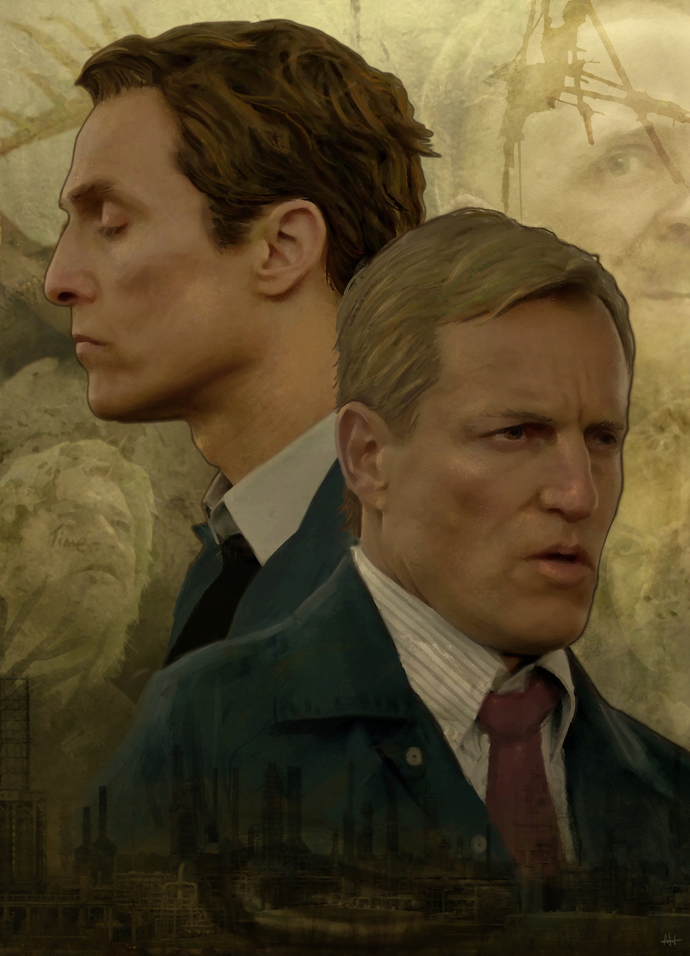 Andrew hunt true detective 2
