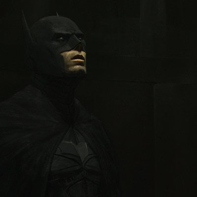 Andrew hunt batman screenres