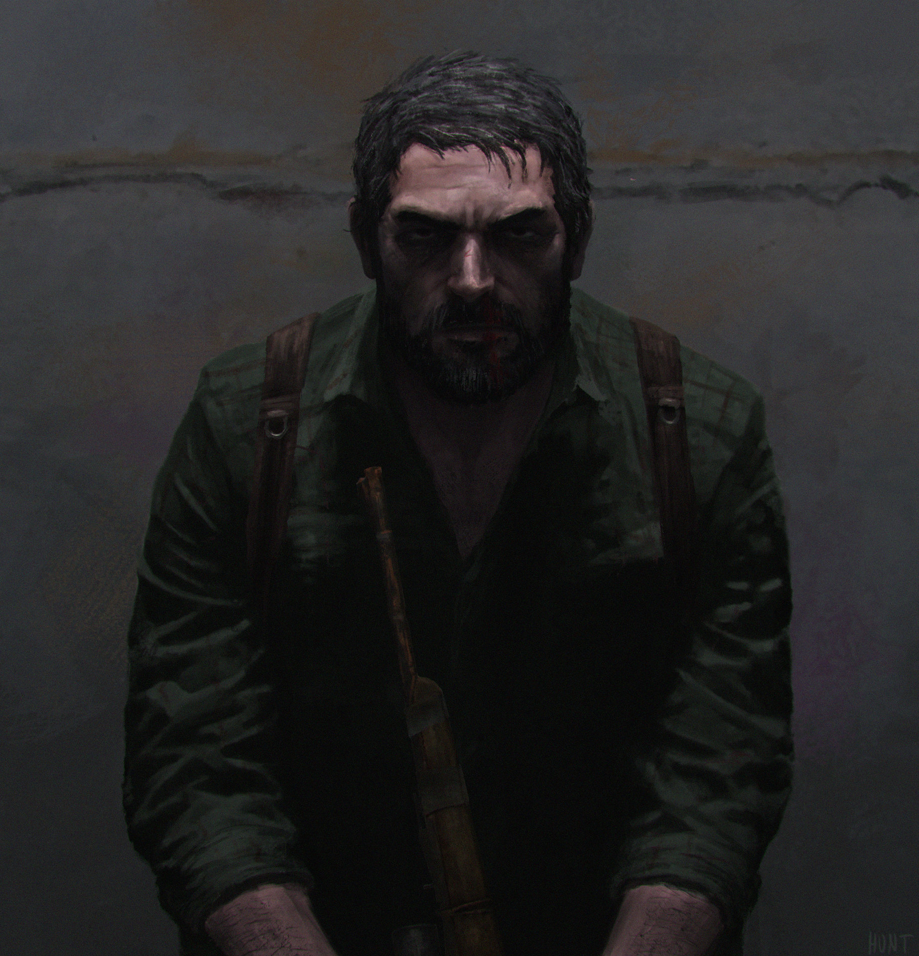 Joel from the Last of Us