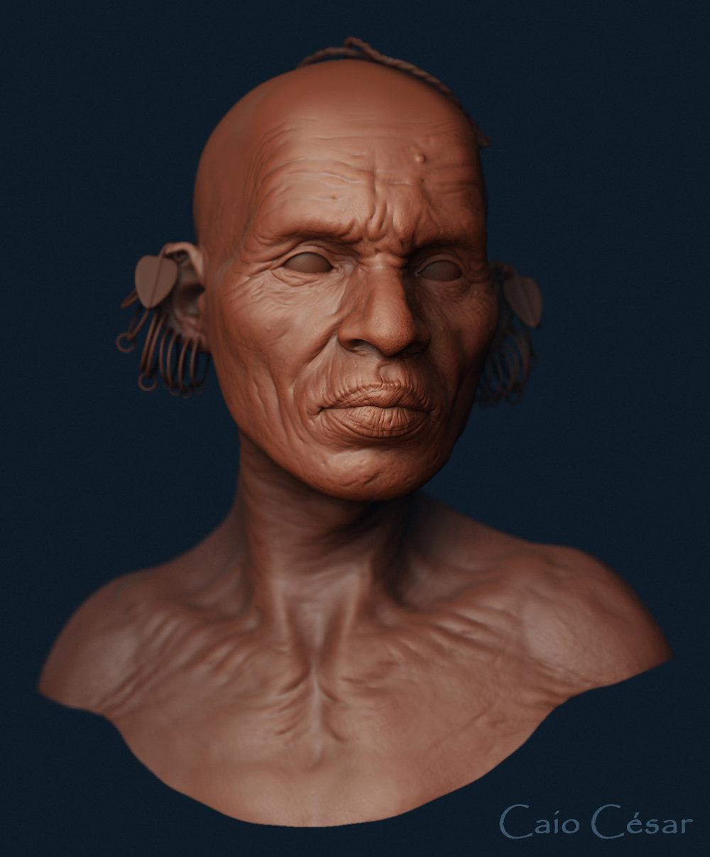 Caio cesar africano