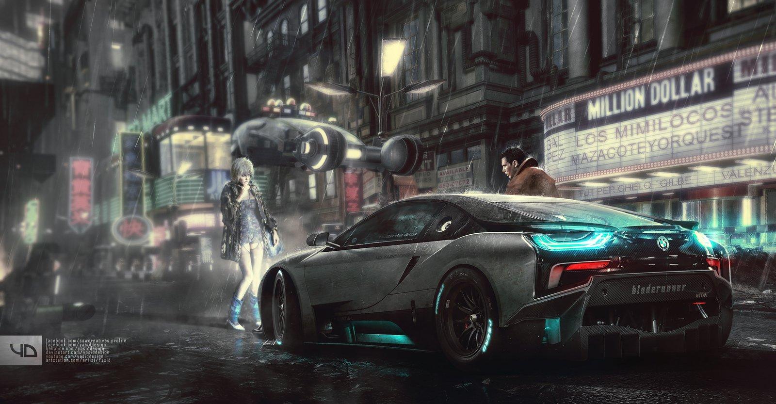Blade Runner i8