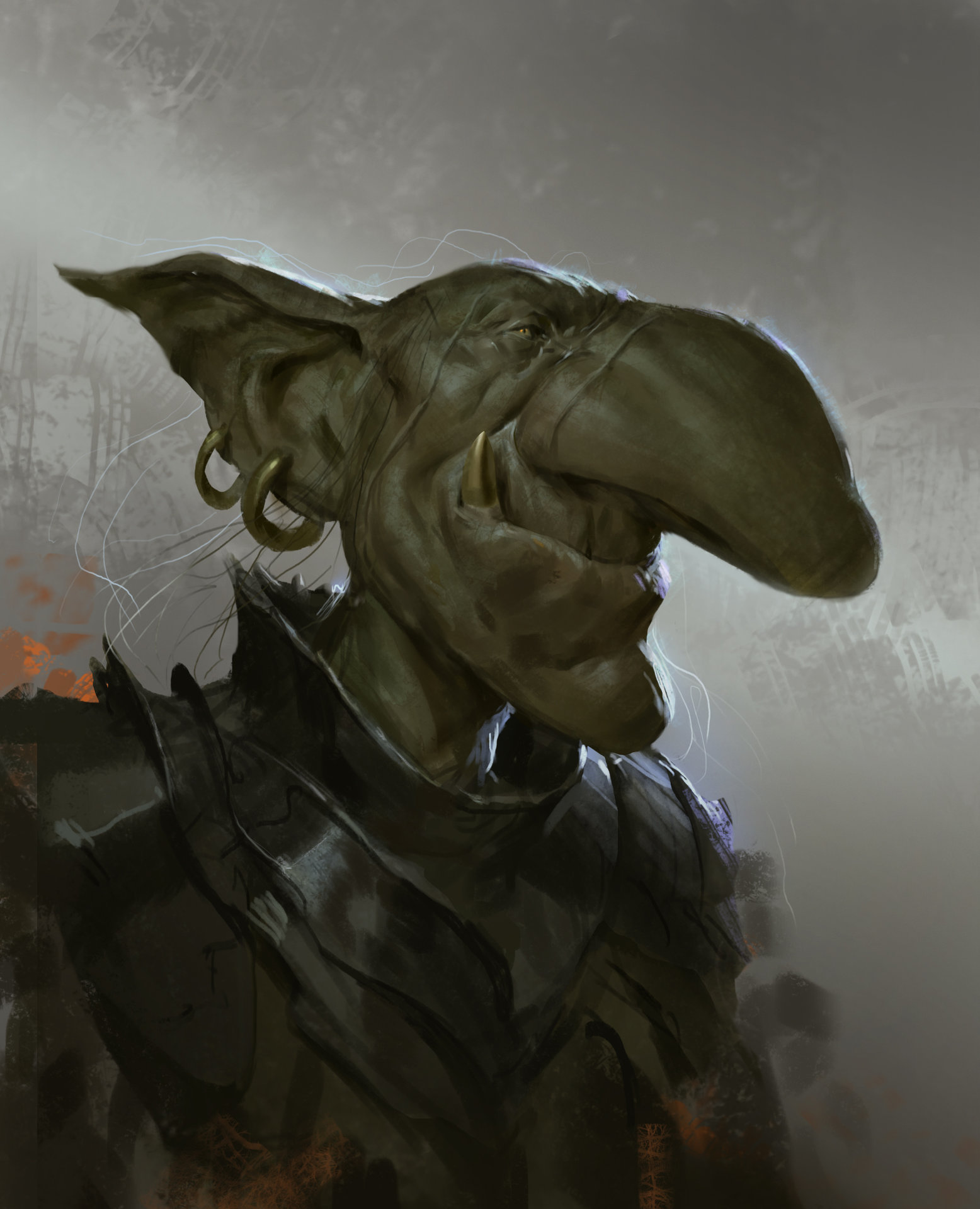Even amundsen goblin