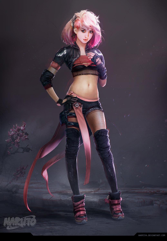 Naruto FanArt: Sakura