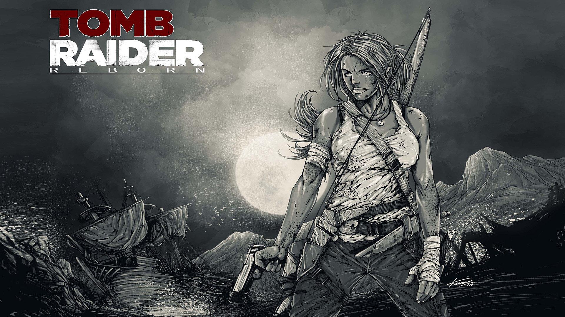 Kareem ahmed tomb raider lara rebo2235rn