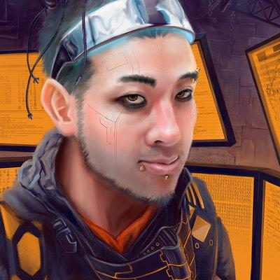 Joshua wilson cyber punk