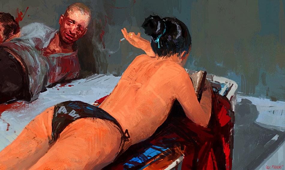 Alexander mandradjiev dead wrong 2
