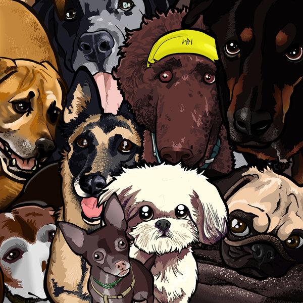 Steve rampton dogs