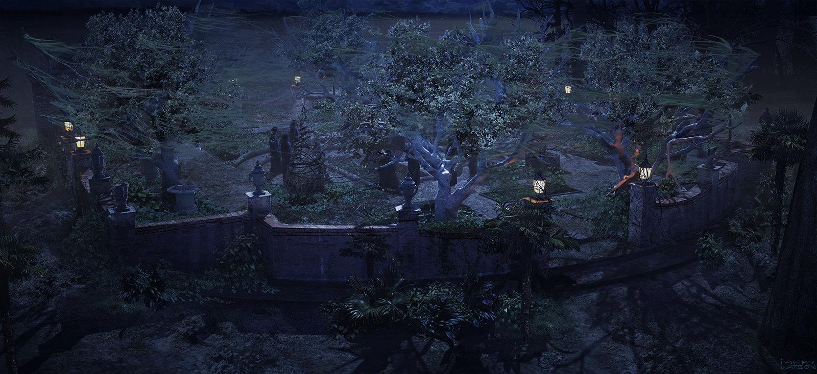 Garden ritual high