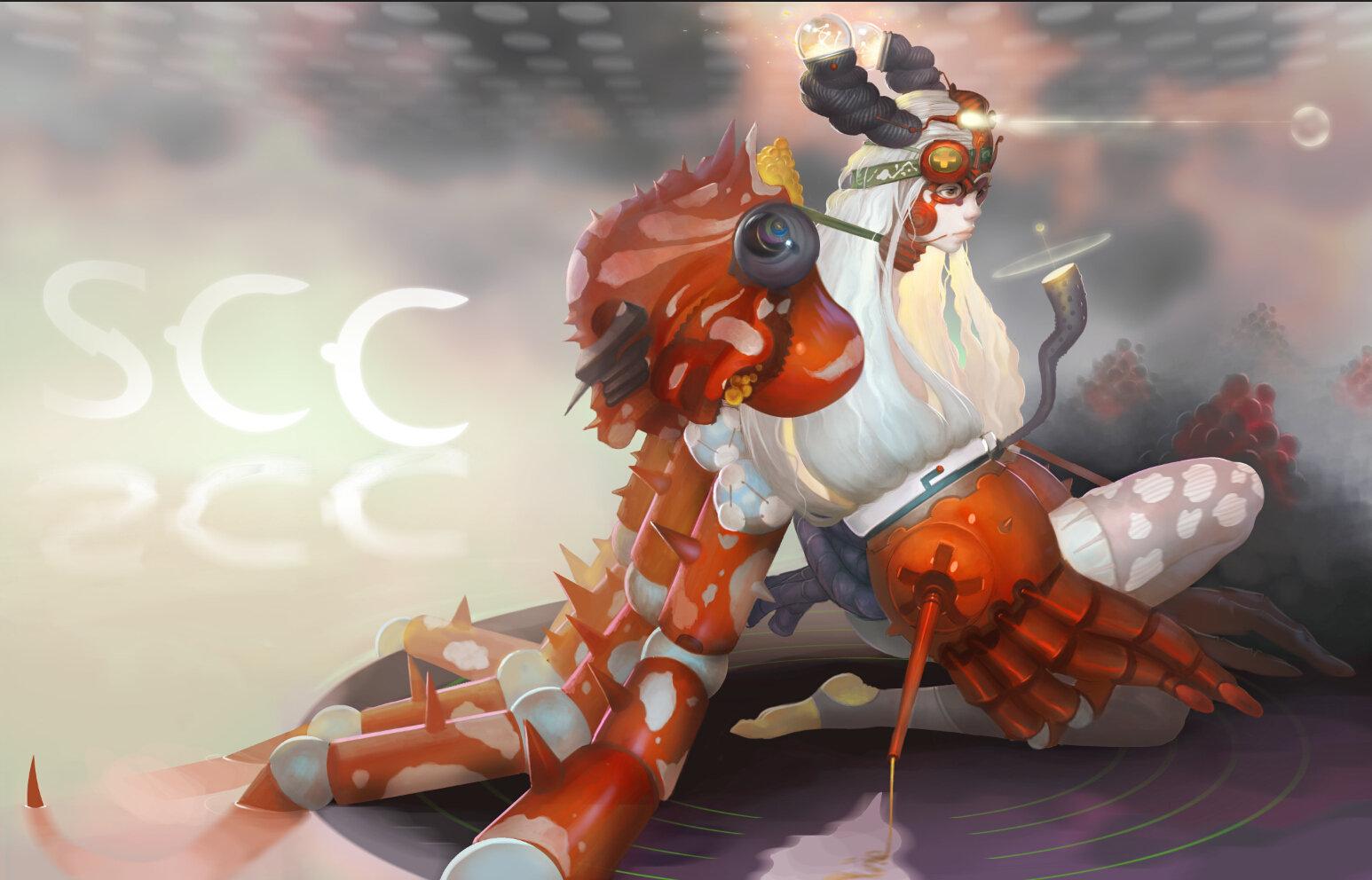 crabgirl of scc