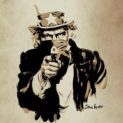 Steve rampton uncle sam