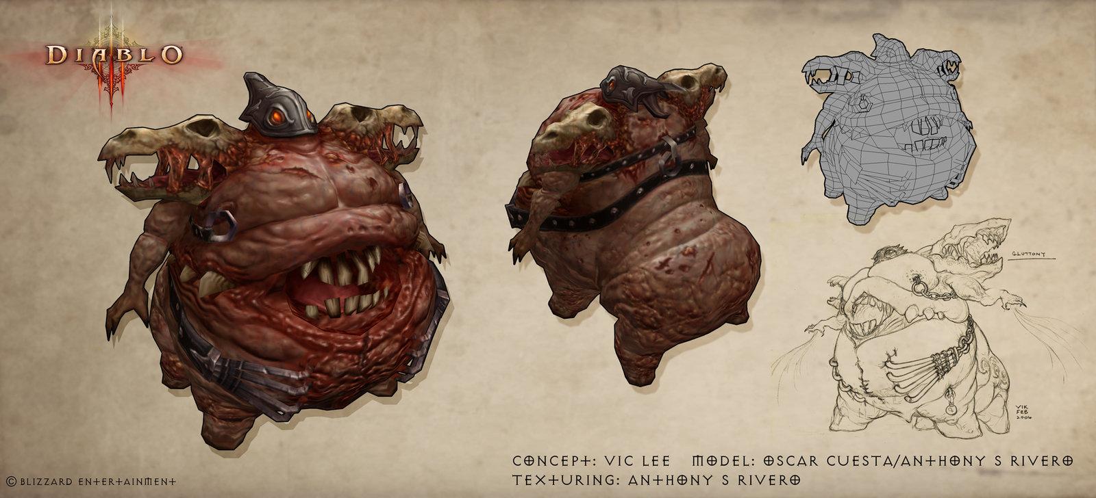 Diablo 3 Ghom