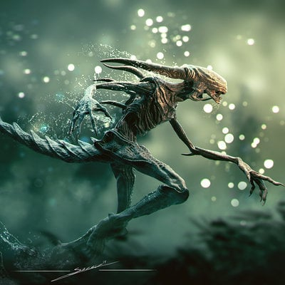 Soren zaragoza alien rediseno low