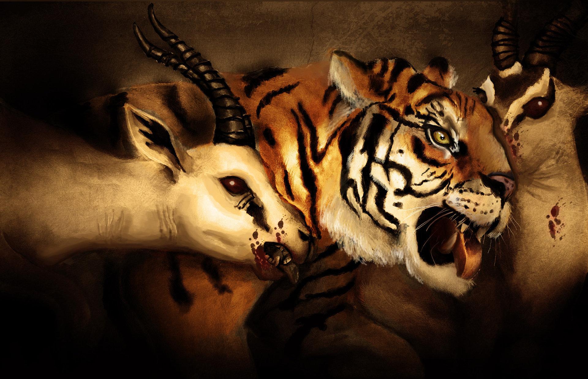 Ali maher animal f9