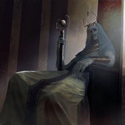 Igor kieryluk 0007 134112 vengeful pharaoh jpg