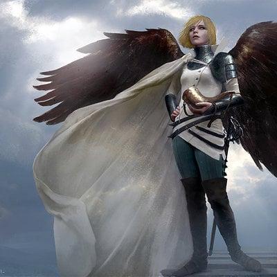 Igor kieryluk 0014 141714 angelic harbinger jpg