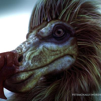 Pete mc nally petemcnally blog 3d dodo colour