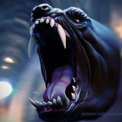 Pete mc nally petemcnally blog werewolf02 vray