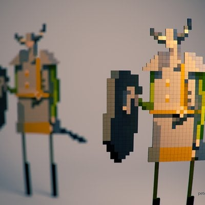 Pete mc nally petemcnally pixel art 02