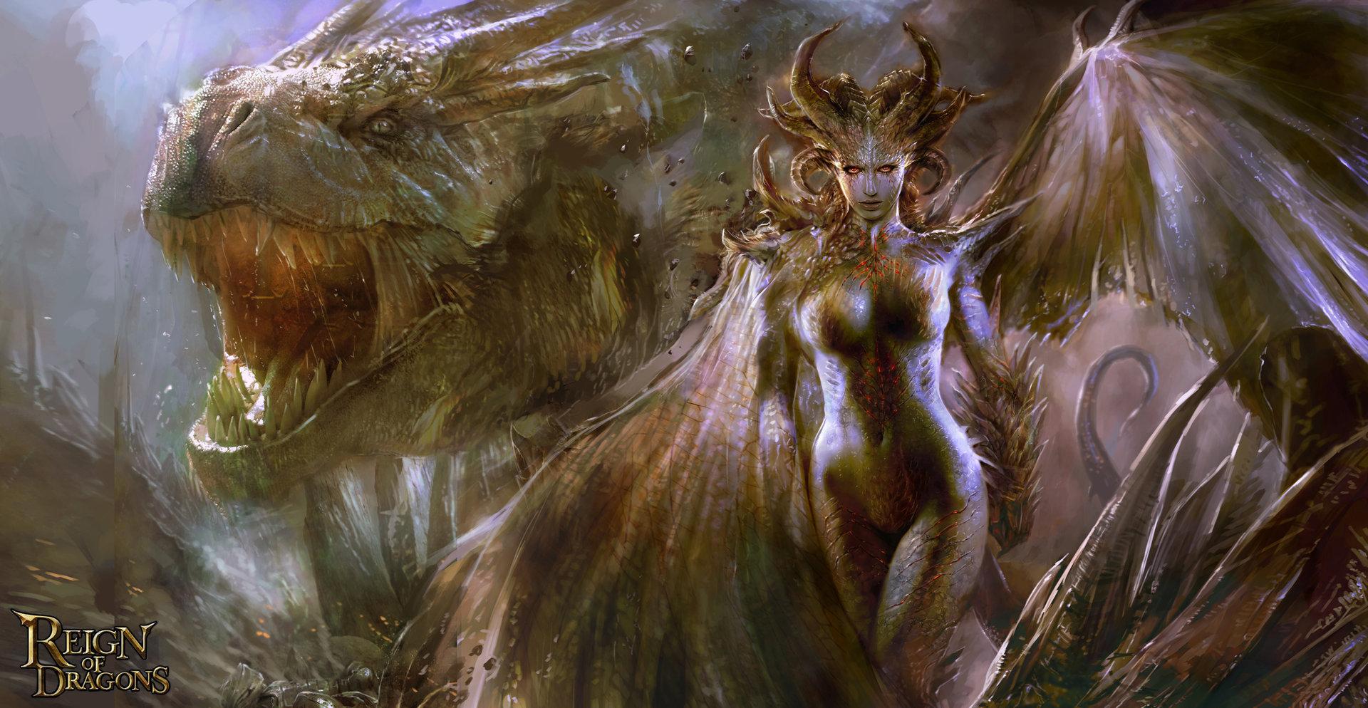 Pablo fernandez dragon queen 4