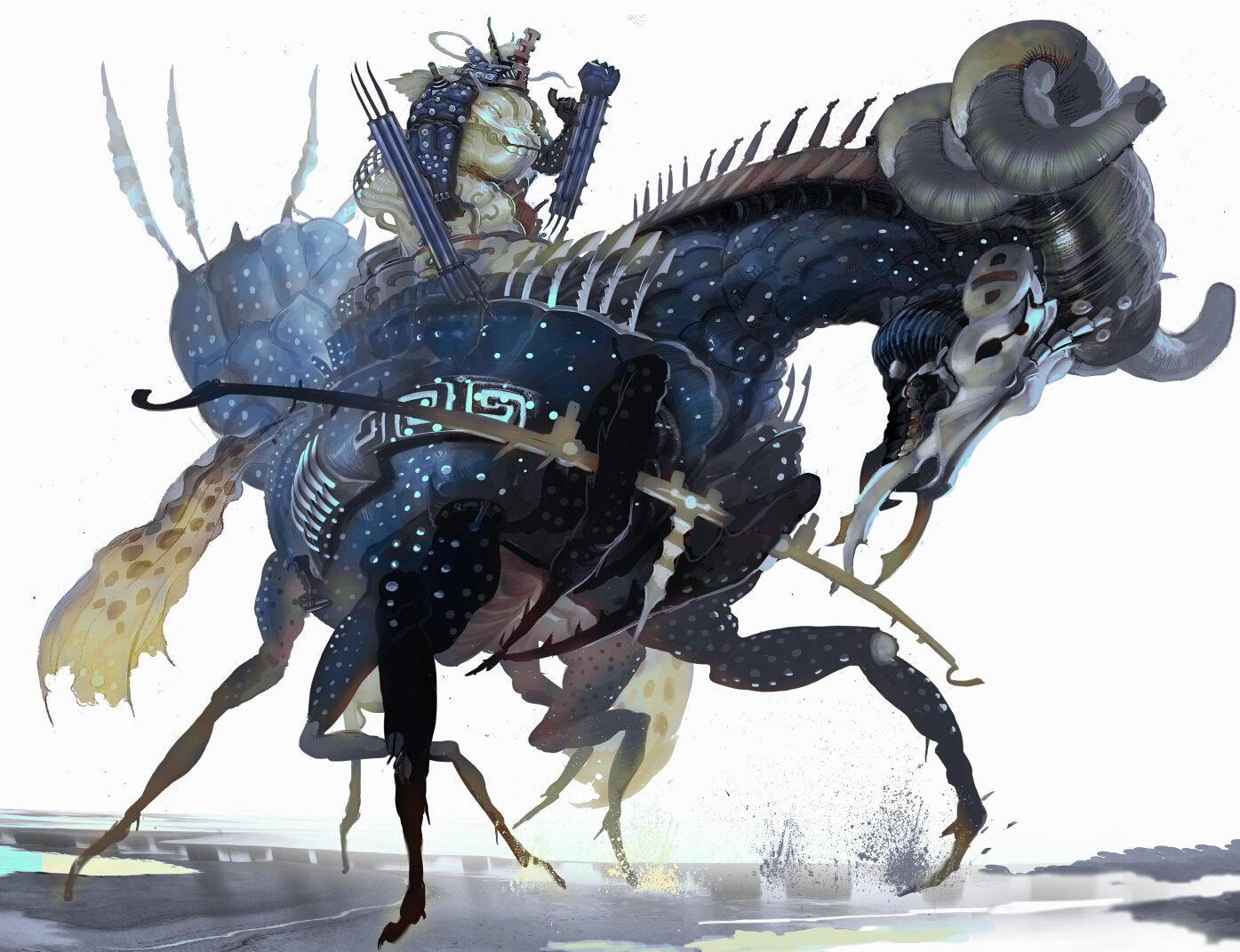 iron horse& frozen river