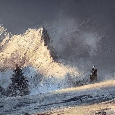 Grzegorz rutkowski mountain snow enviro 2 1400