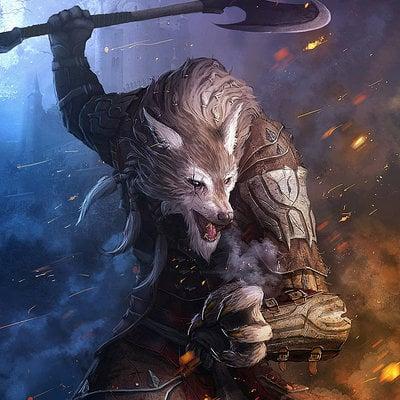 Zulkarnaen hasan basri the wrath of king greymane by ijul d6gu14m