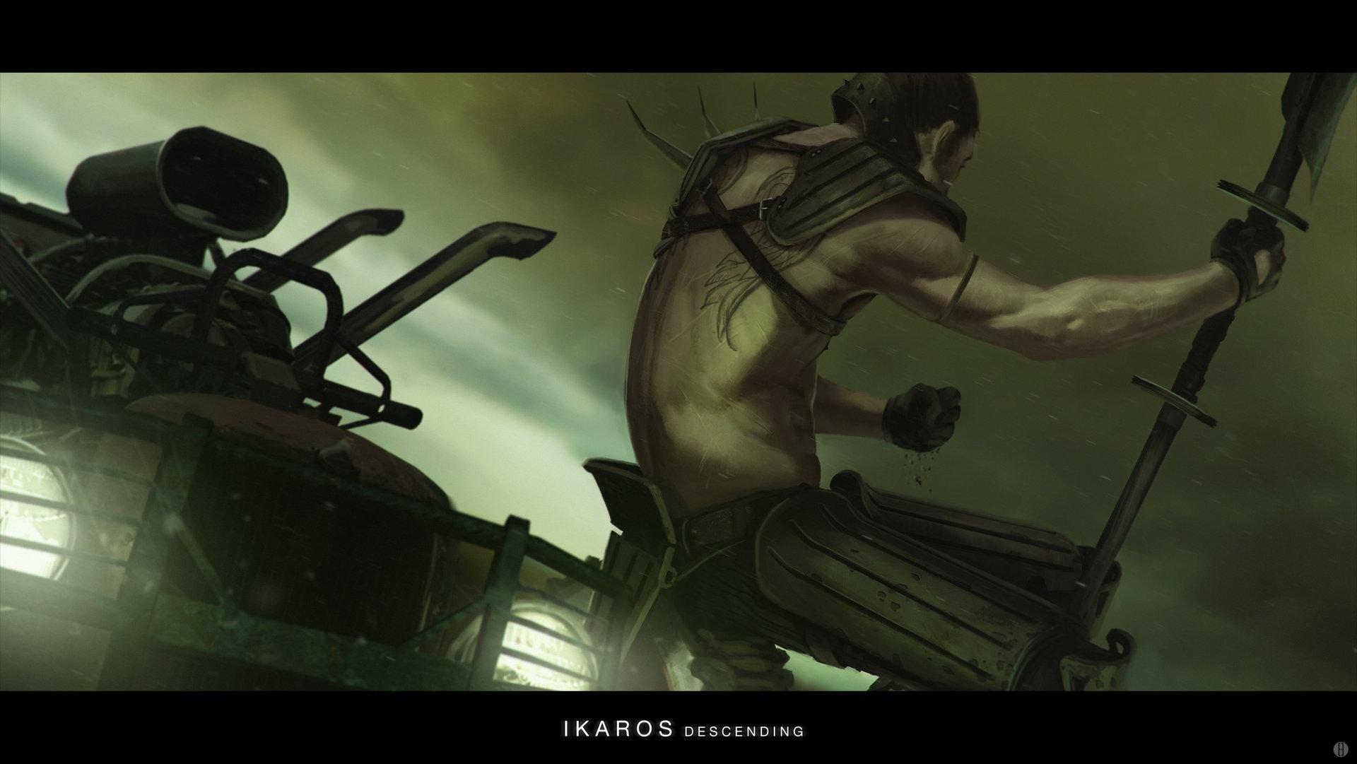 Brad wright ikarosdescending 02