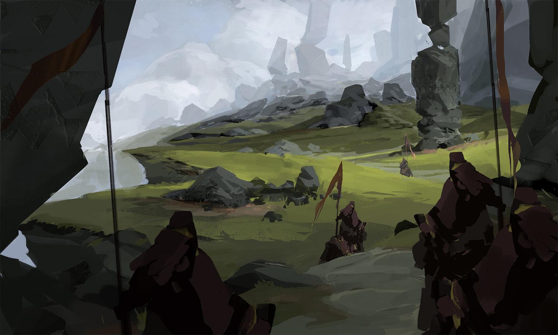 Alex figini anceint ruins3