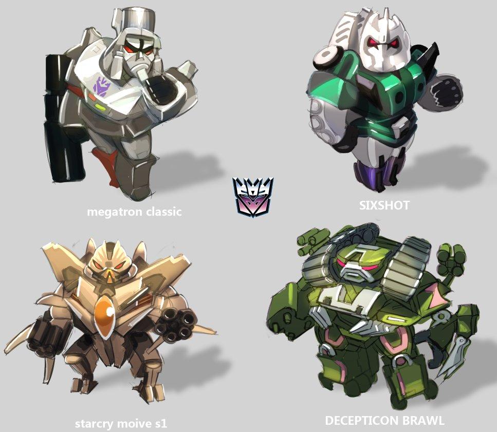 transformers cartoon ver