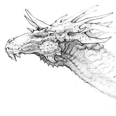 Charles hamel khymera triceratopsdragonconcept