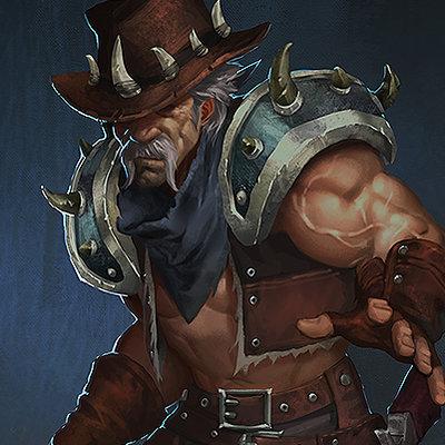 Eric kenji aoyagi cowboy