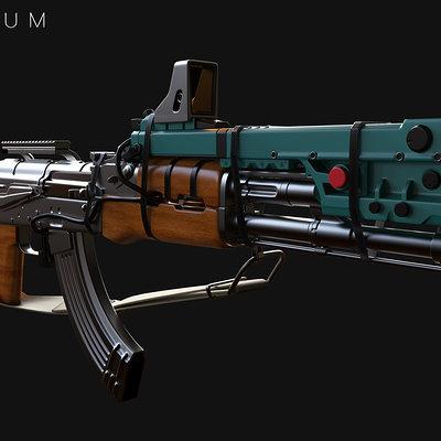 Shashank sharma elysium gun a