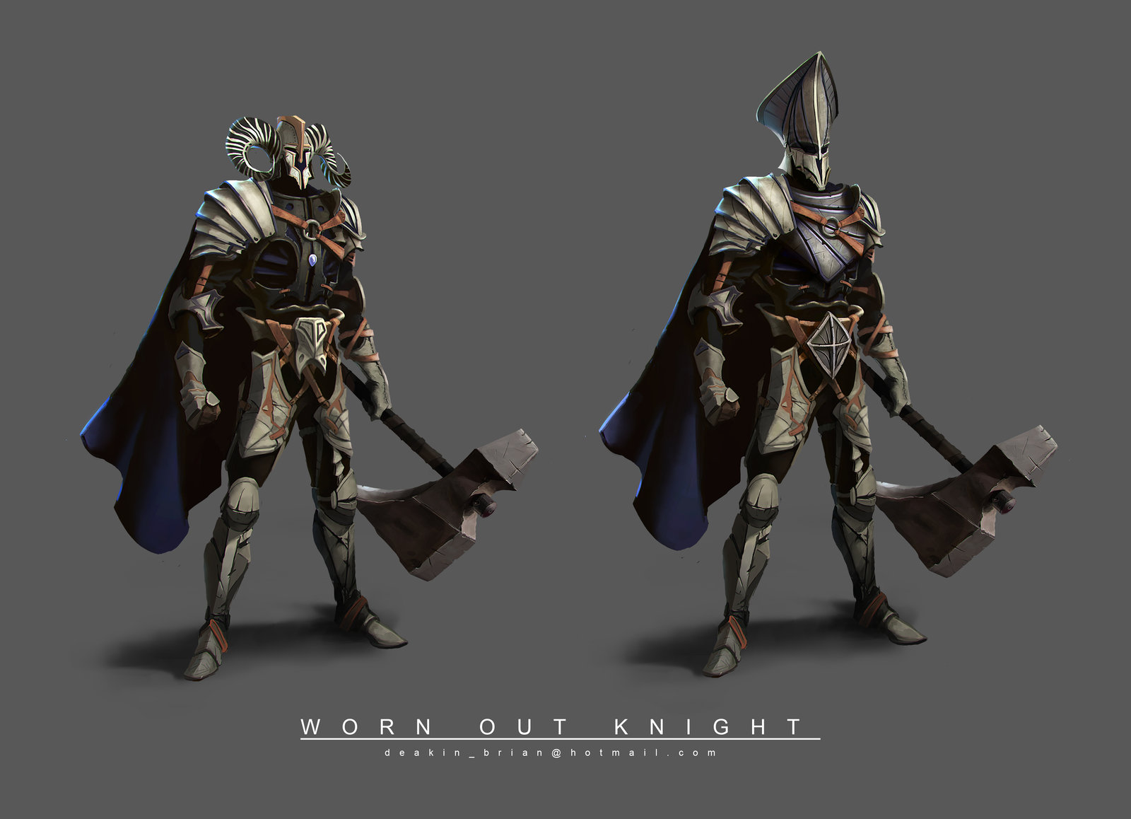 Worn out Knight
