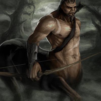Thomas bignon centaure 1