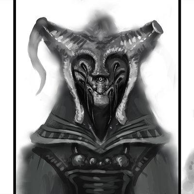 Travis lacey alien sketches