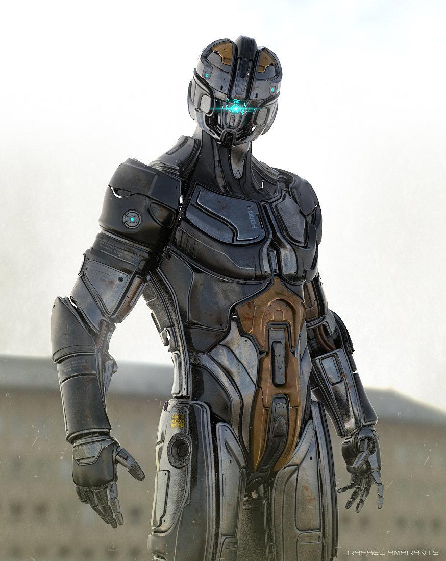 Rafael amarante cyborg 1