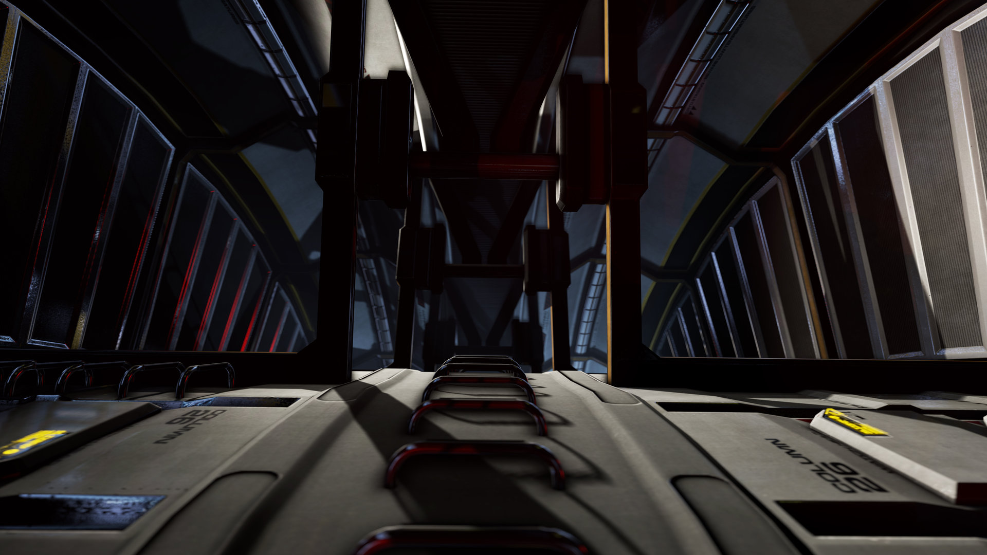 Ben bickle cryo corridor3