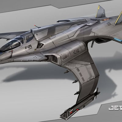 Jeremy chong jet fighter option a