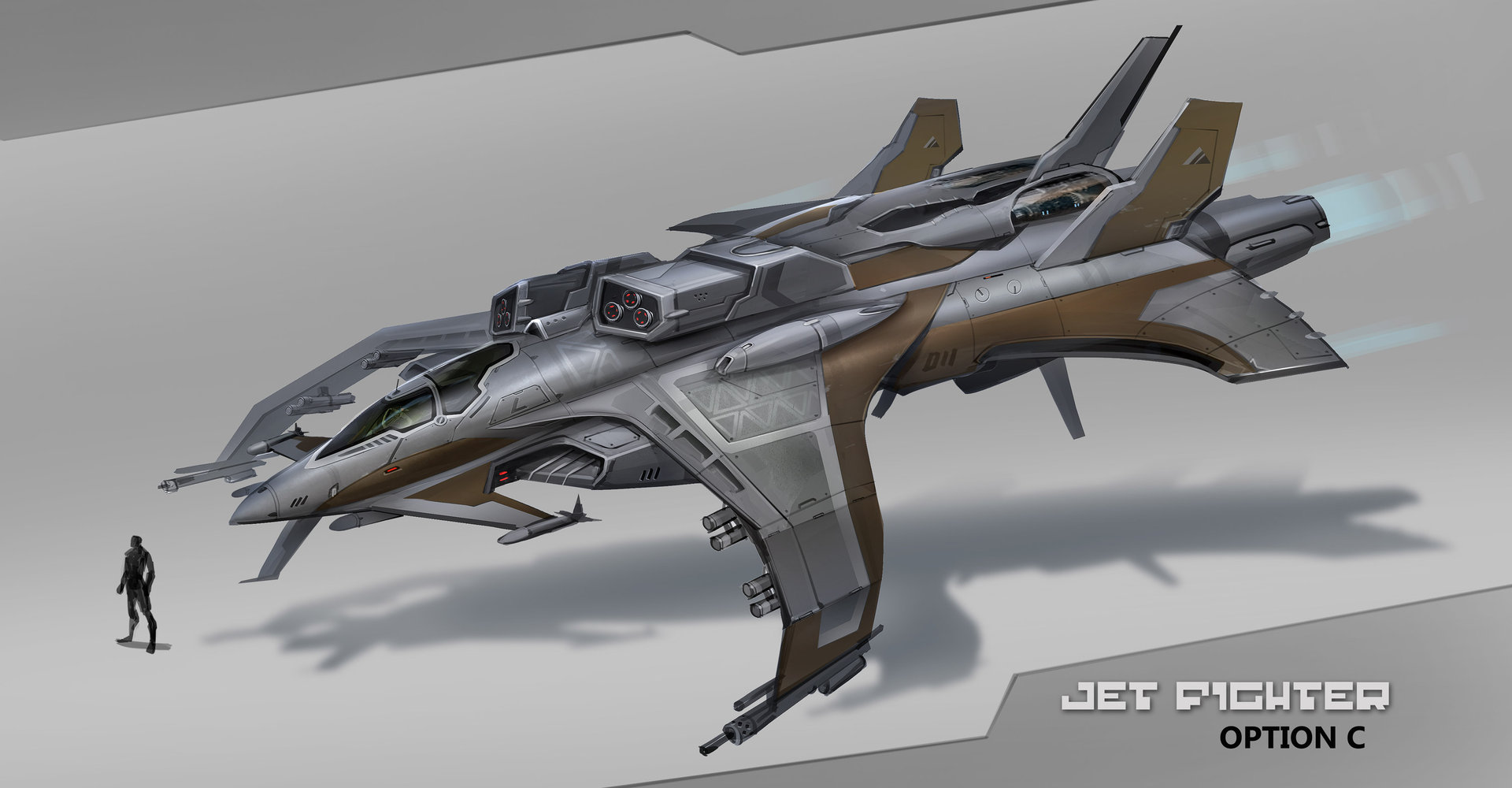 Jeremy chong jet fighter option c