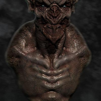 Mathieu roszak vampire buste