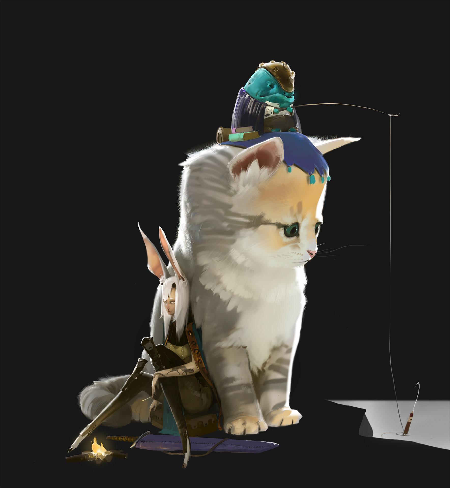 Mikhail rakhmatullin cat counter 4s