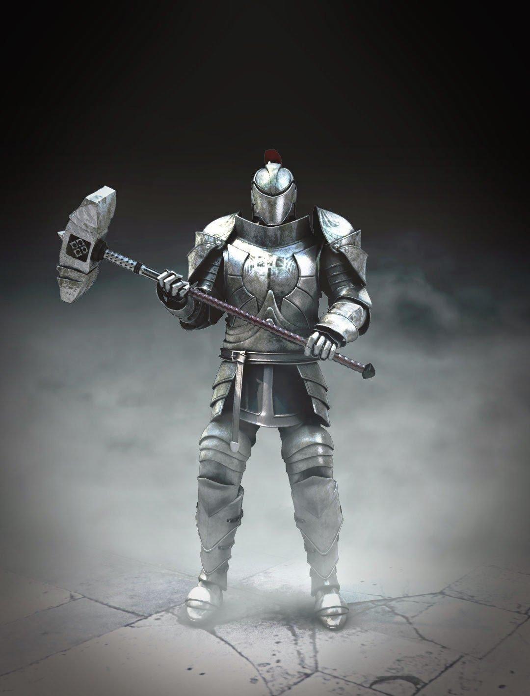 Andre de souza knight