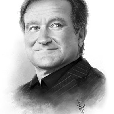 Warren louw robin williams tribute