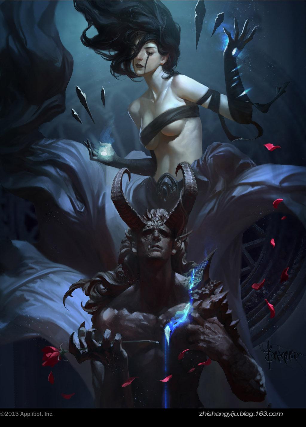 Bayard wu demon s love