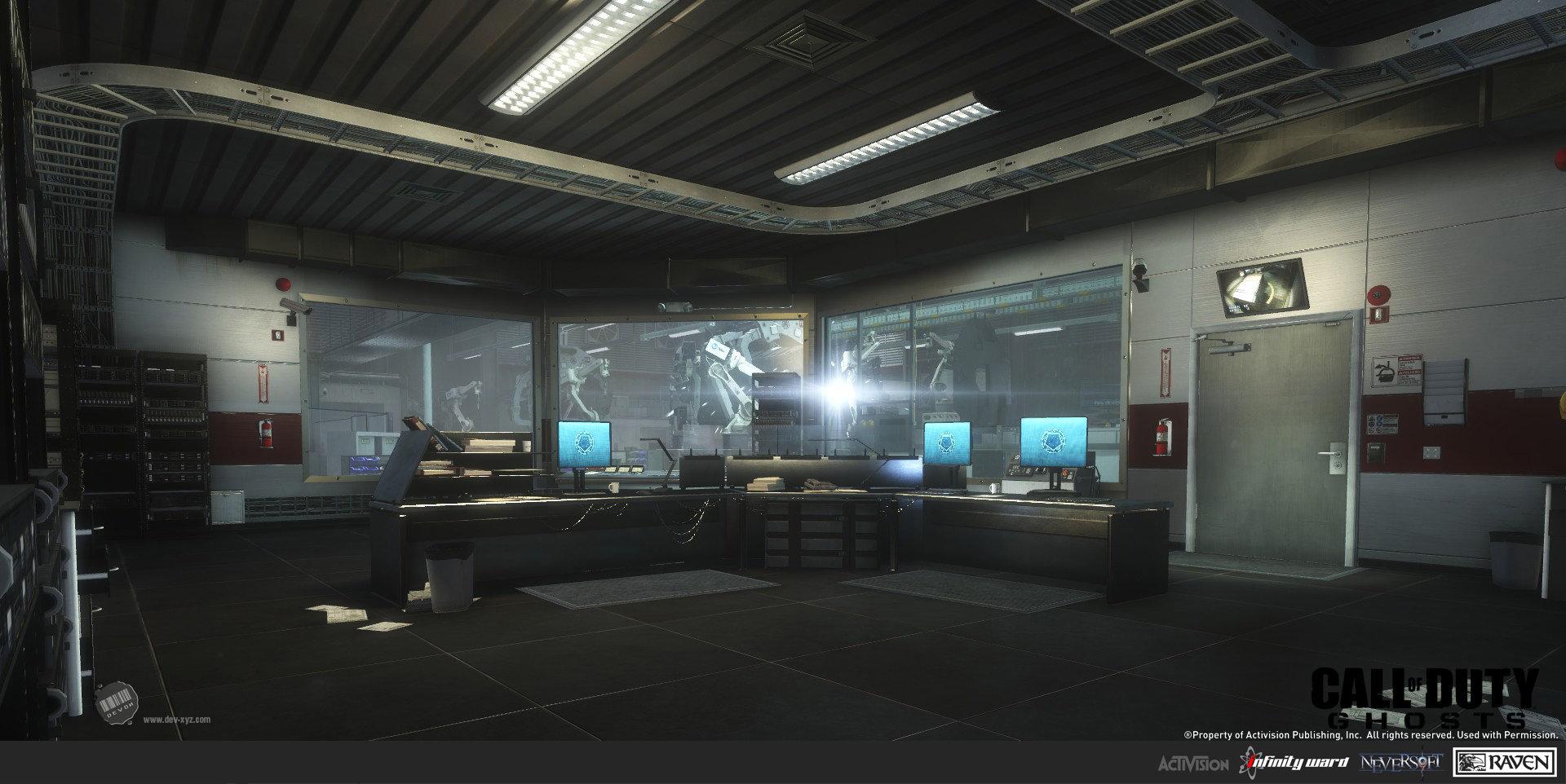 Devon fay devon fay cod ghosts factory 02